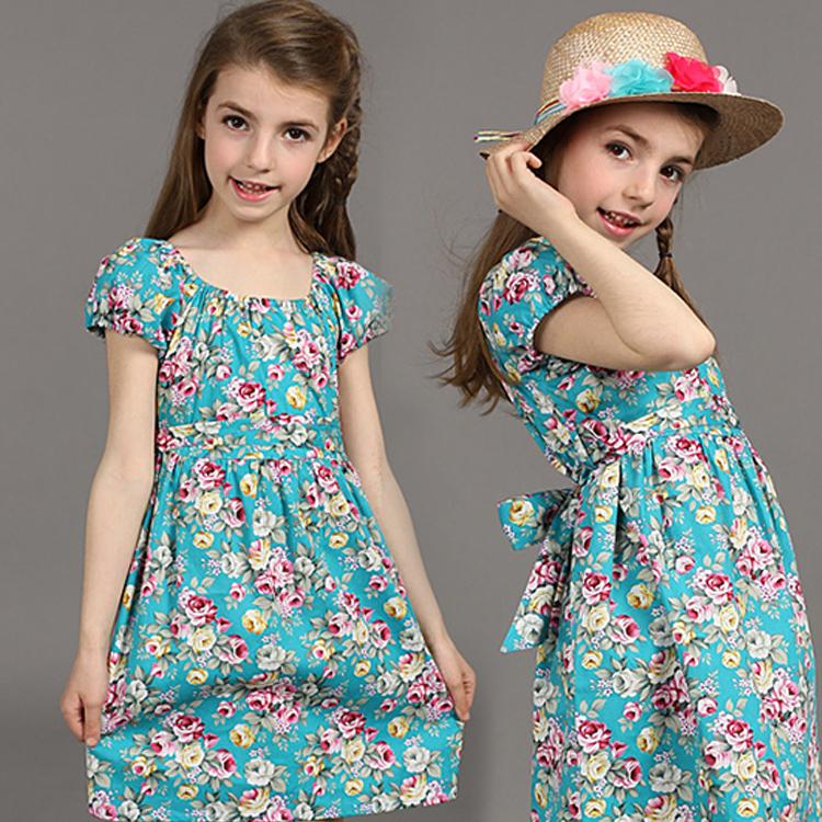 Платье для девочек Other 4/10 , 2015 /infantis Vestido Feminino A133 2015 10