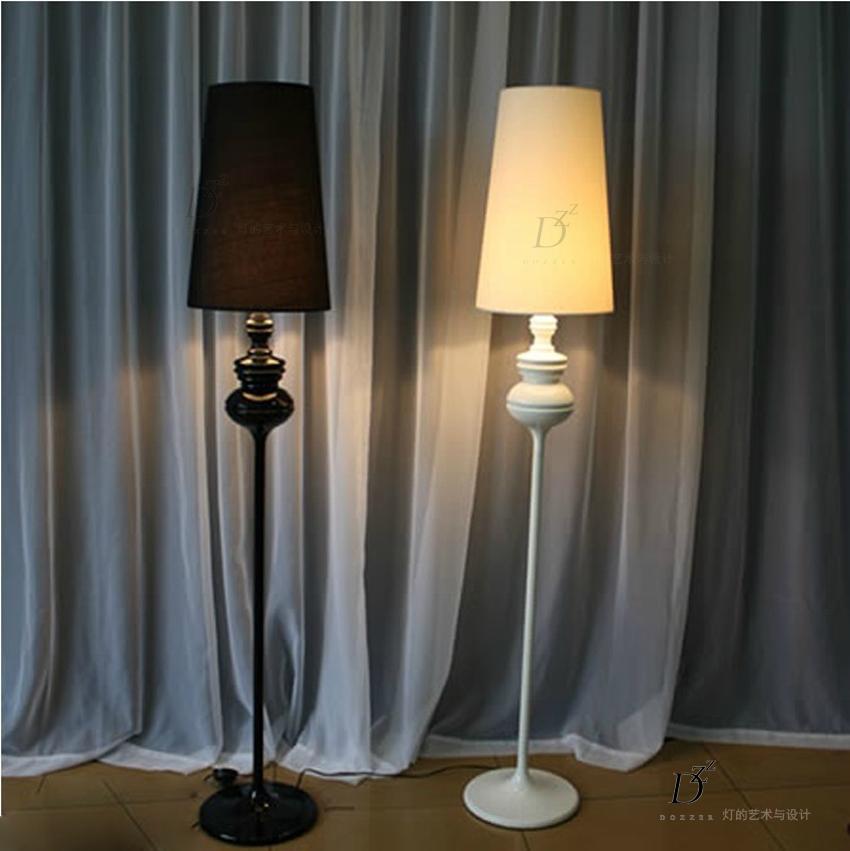 minimalist living room den bedroom luxury villa hotel floor lamp
