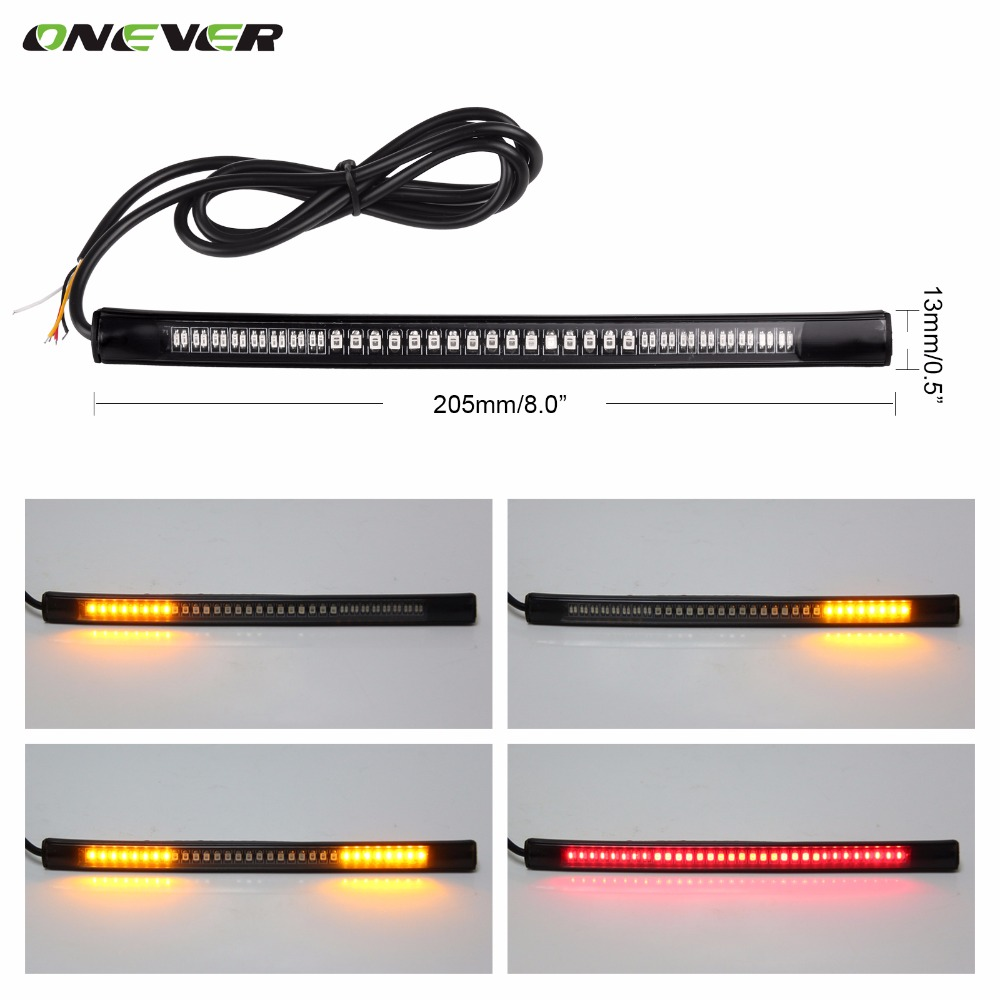 led turn signal strip