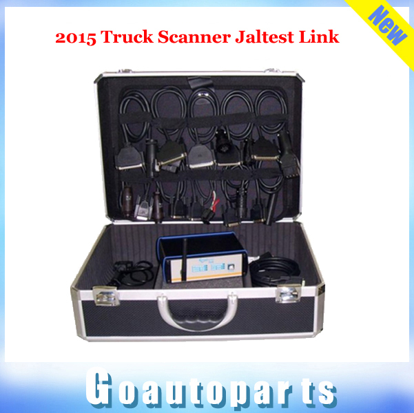 2015 new release truck scanner jaltest link heavy duty truck scan tool with top quality in. Black Bedroom Furniture Sets. Home Design Ideas