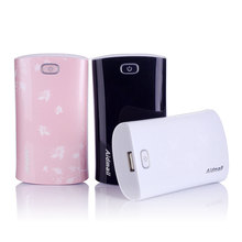 Universal Power Bank External Battery Pack Portable USB Charger 5200 mah LED For All Brand Mobile Wholesale Free Shipping(China (Mainland))