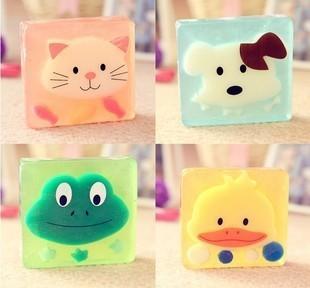 Novelty handmade soap derlook birthday gift lovers small gift girls child