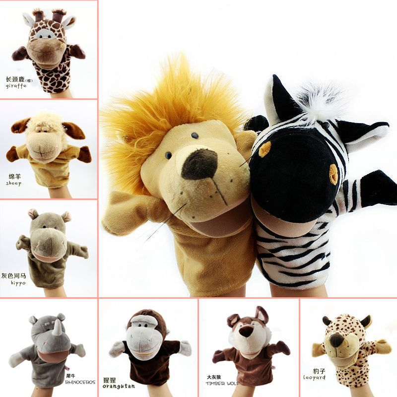 2015 Toys Nici Cartoon Animal Hand Even Parent-child Puzzle Toy Mouth Dynamic Style Novel Spot Direct Supply Can Be Mixed Batch(China (Mainland))