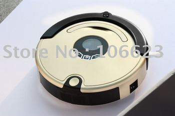 Wholesale Freeshipping KL210 High Quality Cheap Automatic Sweep Household Cleaner Robot Vacuum Virtual Wall Charging Stat