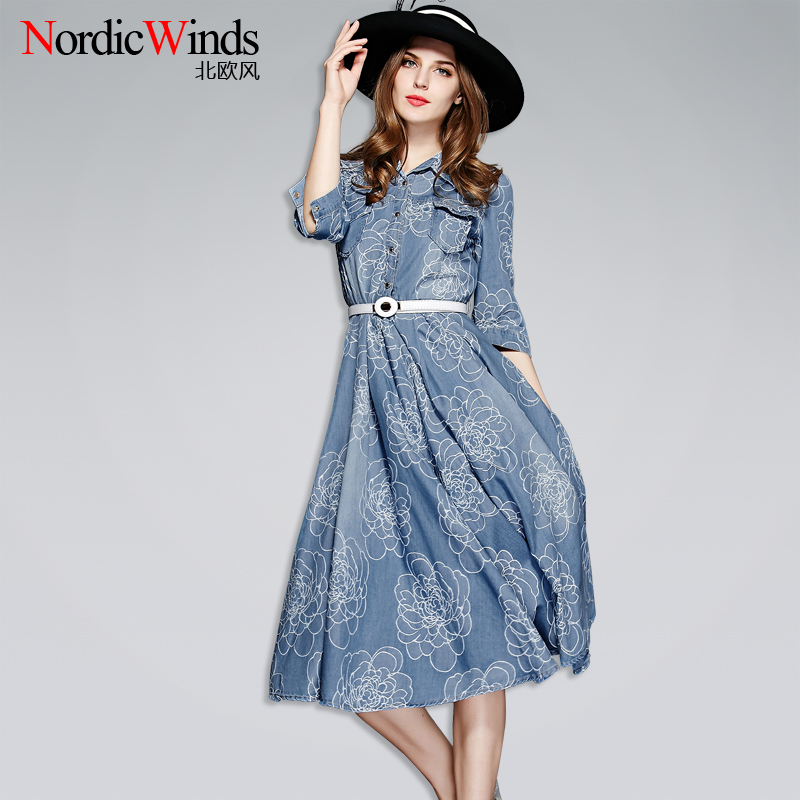 Blue Discount Designer Clothes summer women s clothing