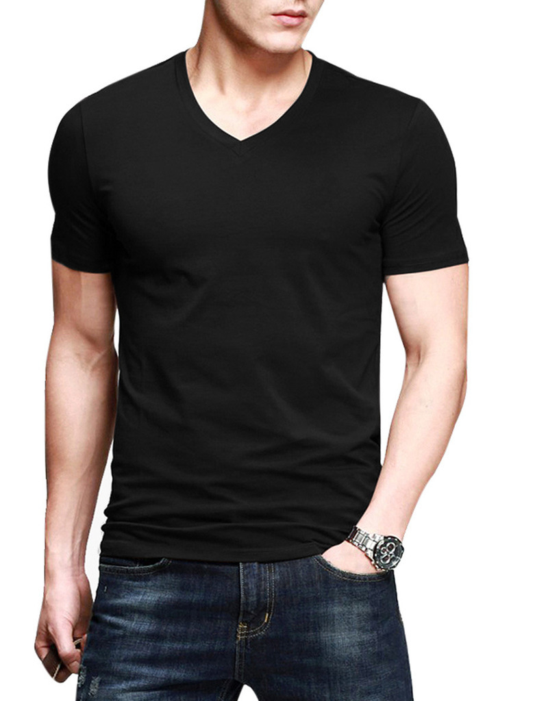 2015 new summer mens fashion chic henley shirts casual