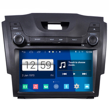 8inch Quad Core 1024*600 Android Car Radio Player for Chevrolet Colorado/S10 GPS Navigation with BT DVD RDS Wifi 3G Mirror Link(China (Mainland))