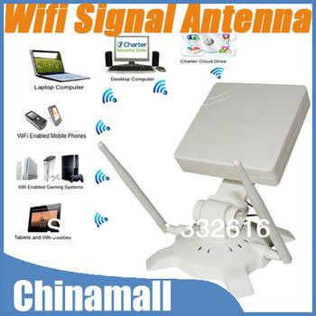 High Power Signal King 48DBI USB Wifi IEEE 802.11g/b/n Wireless Adaptor Network Card Antenna 150Mbps Free Shipping Drop Shipment