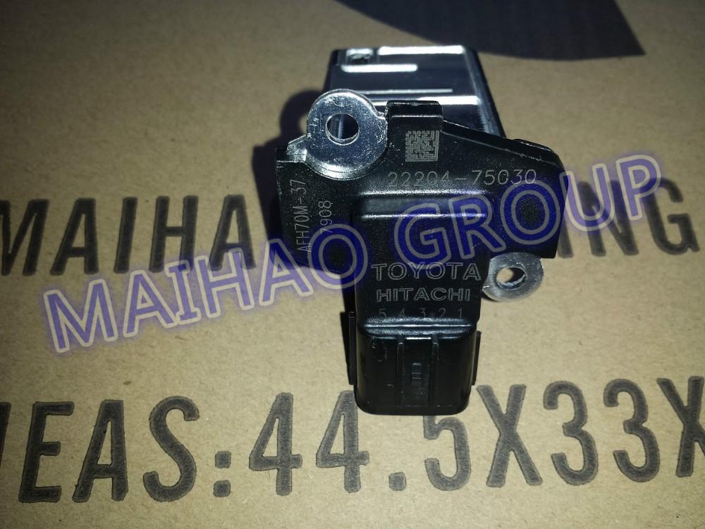 Датчик MAIHAO TECH MAF 22204/75030 2220475030 Toyota 4Runner Lexus GX LX 22204-75030