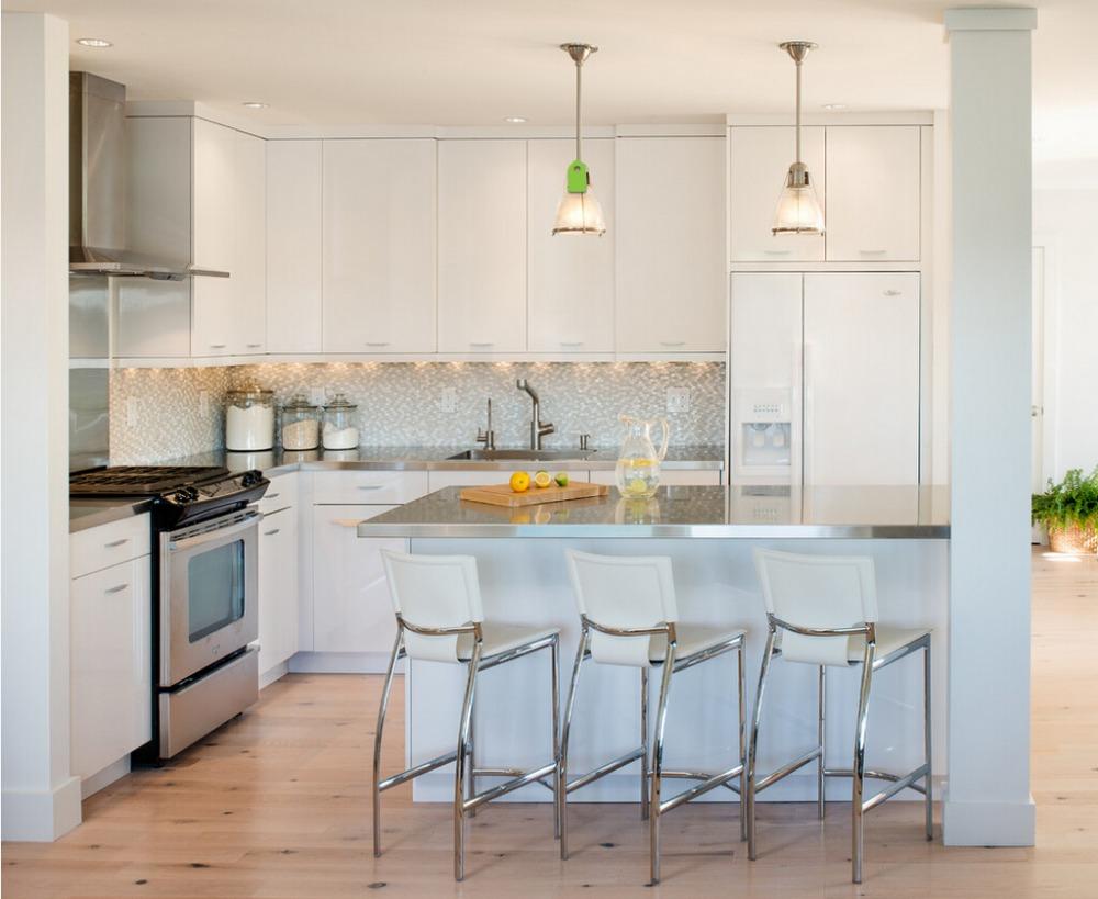 Gres porcellanato effetto legno x pareti for Kitchen carcasses online