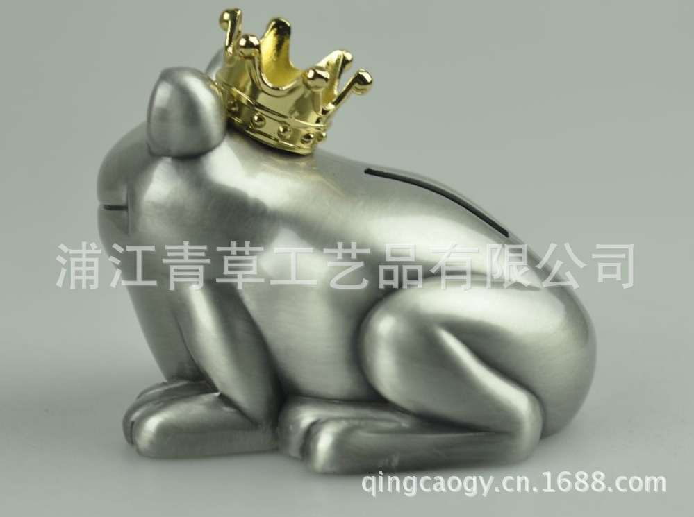 Priced supply of zinc alloy piggy bank / piggy 5557 in various shapes(China (Mainland))