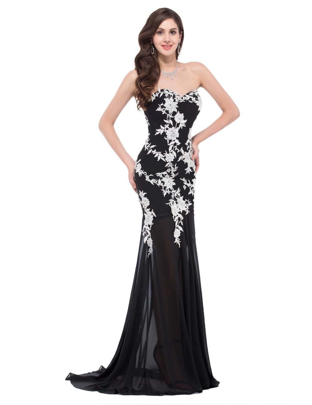 Длинные вечерние платья кружево фото
