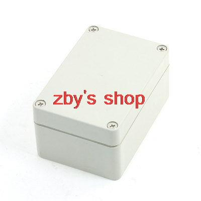 100mmx68mmx50mm Cable Connect Waterproof Plastic Case Junction Box<br><br>Aliexpress