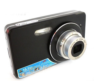 3.0 Inch Touch Screen LCD+ Digital camera + max 15MP +5x Optical Zoom(China (Mainland))