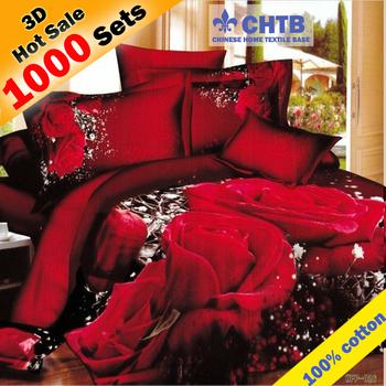 3d bedding set bed set linen cotton queen king size/bedclothes duvet cover pillowcase rose bedding-set Owl Marilyn Monroe 800TC