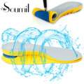 Soumit Breathable Athlete Cushion Insole Shoe Insoles Relief from Heel and Foot Pain Sports Running Hiking