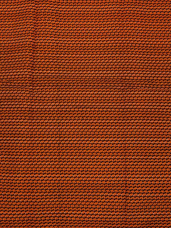 Ethnic fabric for sale real wax orange fancy print fabric for Cloth material for sale