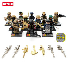 Buy Kaygoo World War II UK British 8th Army North African Campaign figure Military Building Blocks Toys for $6.79 in AliExpress store