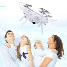TK106 2MP Camera 2.4GHz 4CH 6-Axis Gyro Headless Mode RC Quadcopter Drone With LED Night Lights 66
