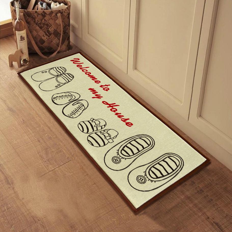 Ikea Welcome Door Mat