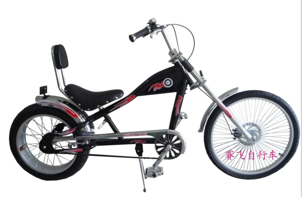 24 inch Harley bikes retro Harley car beach Prince mountain road leisure bikes(China (Mainland))