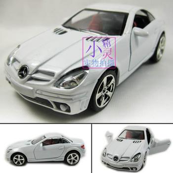 Slk alloy WARRIOR car model plain small alloy car