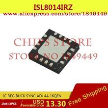 Smart Electronics Integrated Circuit ISL8014IRZ IC REG BUCK SYNC ADJ 4A 16QFN 8014 ISL8014 - Chips Store store