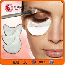 Красота тени для век щиты для идеального глаз макияж применение тени для век заплатка одноразовый 100 пар в серию