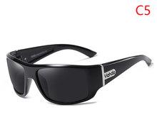 VIAHDA DESIGN mężczyźni klasyczne spolaryzowane okulary męskie sportowe odcienie wędkarskie okulary ochrona UV400(China)