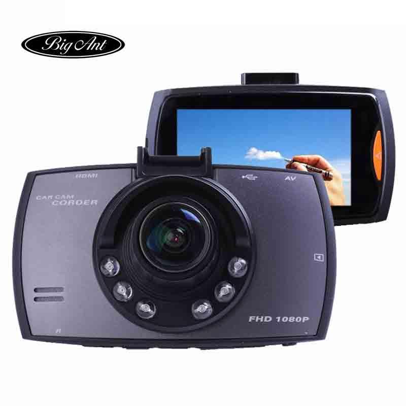 "Mini 3.0"" HD Car DVR 170degre Wide Angle TFT LCD Car Dash Camera Video DVR Cam Recorder Night Vision G-Sensor Black Car Dash Cam(China (Mainland))"