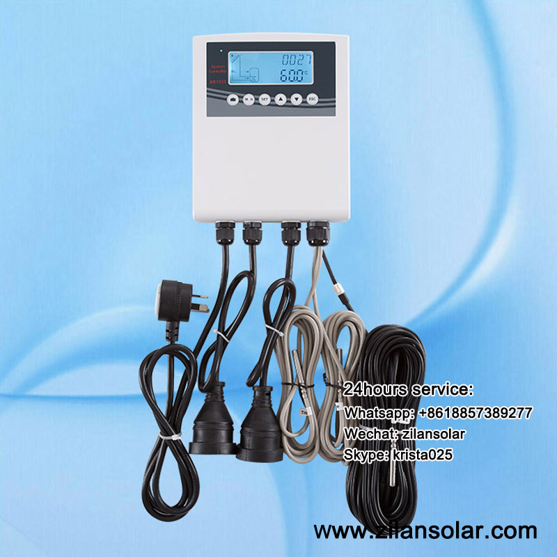 New product SR1535 solar controller 110~240V for split pressurized solar water heater for Australia and New Zealand market(China (Mainland))