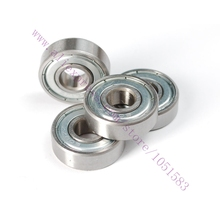 Hot 10pc lot 623 ZZ Double Shielded Bearing are made of chrome steel 3x 10 x