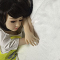 128cm Sex Dolls Flat chest Japanese Mini Sex Doll Soft Skin Material Life Like Silicone Love