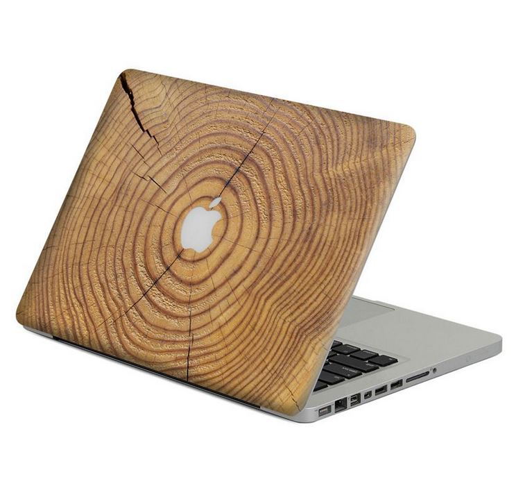 DallowayCabin Hot New Fashionable Wood Pattern Protective Case Cover Shell for Macbook 11 12 13 15 inch