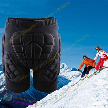 Adult children snowboard ski hip pad protection EVA cycling skiing pad,drop resistance Extreme sports pants - Fashion the benefits cap / glasses clothing accessories stores store