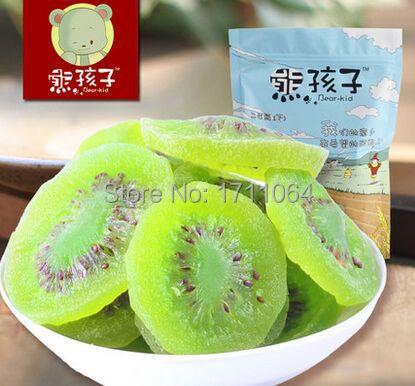 Kiwi Dry 150g singular dried fruit of kiwifruit slice snacks, candied fruit stem<br><br>Aliexpress