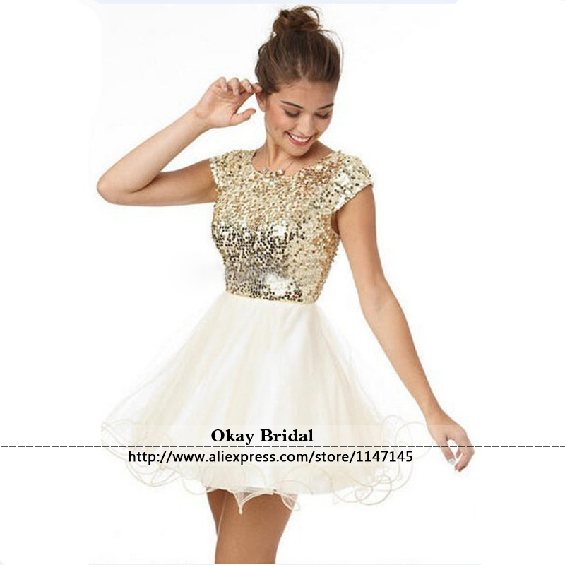 Cheap Gold Prom Dresses - Prom Dresses 2018