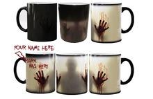 The Walking Dead Color Changing Ceramic 11oz Coffee Mug