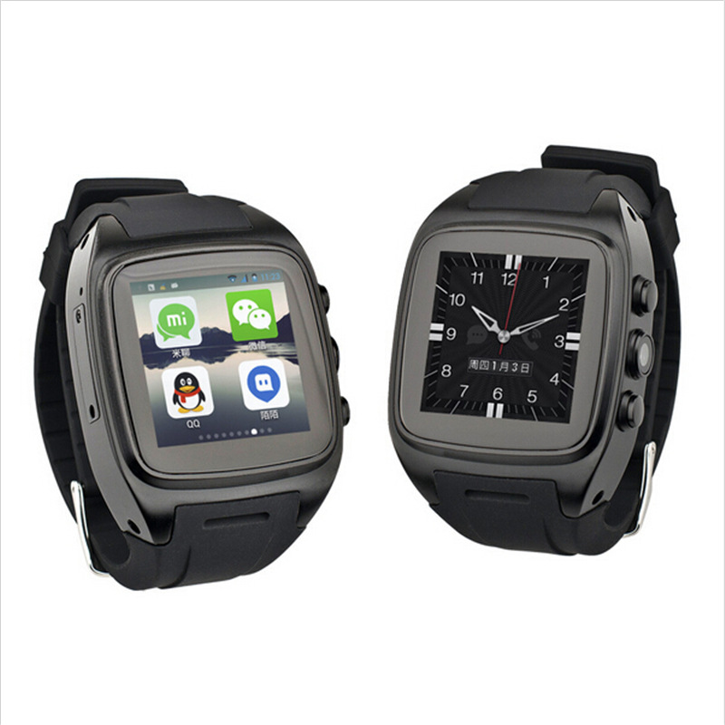 Android Smart Watch X02 1.5 inch Touch Screen with GPS Wifi 3G GPRS Bluetooth Smart Watch Phone GPS+3G+WiFi+GPRS PK X3 X01 K8 G3(China (Mainland))