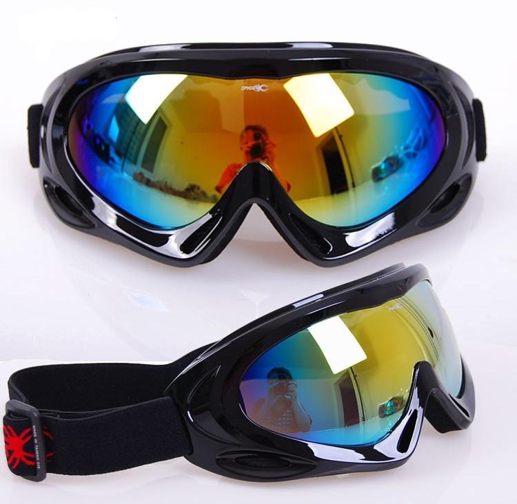 Free shipping!fashion brand men skiing Eyewear unisex snowboard goggles outdoor sports Ski goggles SPYDE 038 glasses 7 colors(China (Mainland))