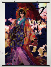 Home Decor Anime Japan Poster Wall Scroll Bleach Kuchiki Rukia