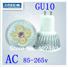 gu10 led dimmable cree promotion