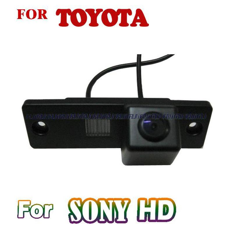 wire wireless for CCD HD night vision for 2010 2011 Toyota Fortuner/SW4 4Runner prado 2010 2011 Car Rear View camera(China (Mainland))
