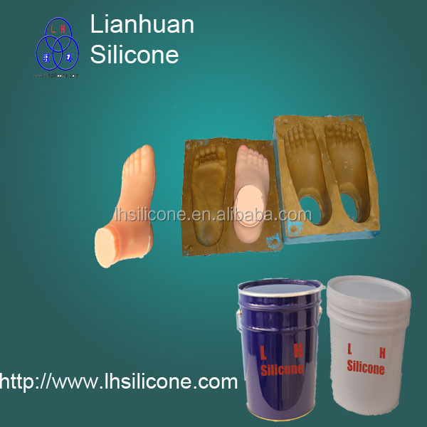 Liquid RTV silicone rubber to make vagina and penis sex image & adult toys & love dolls(China (Mainland))