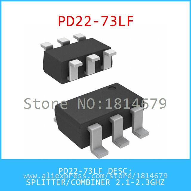 Free Shipping 1PCS/lot PD22-73LF SPLITTER/COMBINER 2.1-2.3GHZ PD22 22-73(China (Mainland))