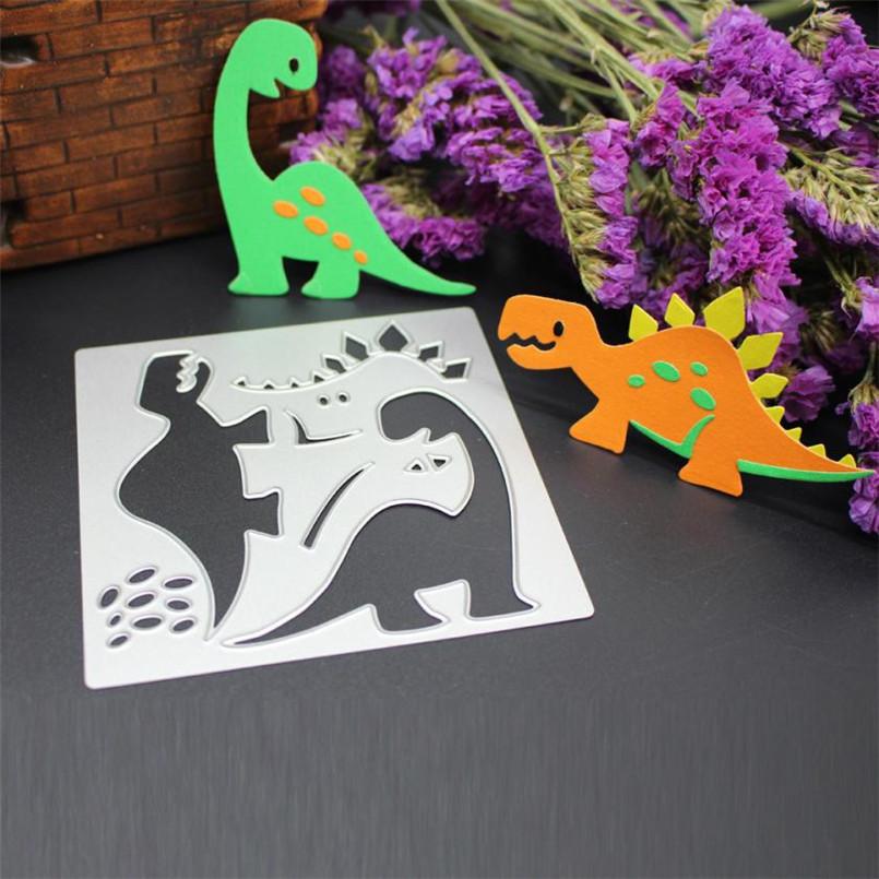 Healthy 2017 cutting dies New Metal Cutting Dies Stencil DIY Scrapbooking Embossing Album Paper Card Craft
