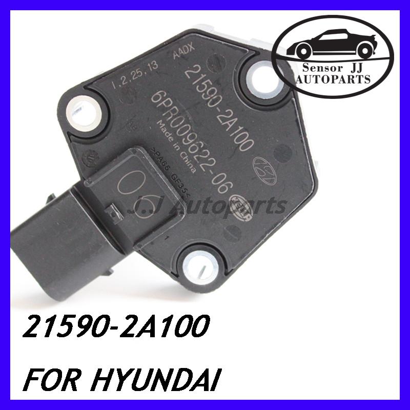 OEM 21590-2A100,215902A100,6PR009622-06 Engine Oil Level Sensor For Hyundai i40 i30 Santa FE IX35 IX55 2009-2012 <br><br>Aliexpress