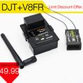 FrSky DJT 2 4Ghz Combo Pack for JR Flysky Turnigy 9XR w Telemetry Module V8FR II