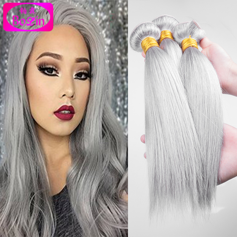 Silver Platinum Hair Extensions Hairs Picture Gallery