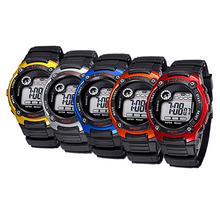 2015 hot Multifunction Waterproof Child / Boy's / Girl's watch Unisex Electronic Sports Watches 1HQB 6T62 3Y3FD